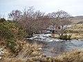 River draining Loch nan Dailthean - geograph.org.uk - 669361.jpg