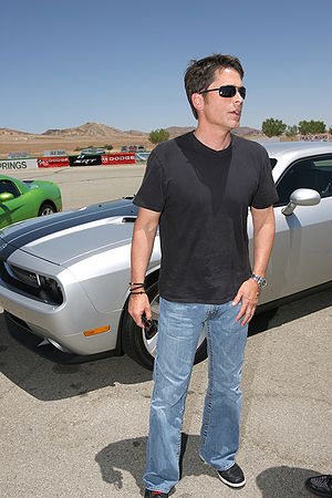 Rob Lowe - Lowe in 2008
