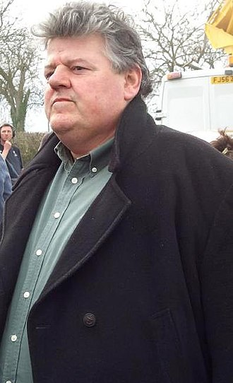 Robbie Coltrane - Coltrane in April 2007