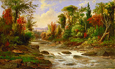 Robert Duncanson – On the St. Annes