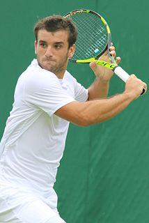 Spanish tennis player