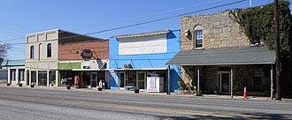 Rockford, Alabama - Rockford, Alabama in 2011.