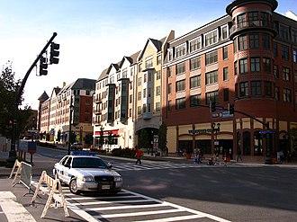 Rockville, Maryland - Downtown Rockville, 2009