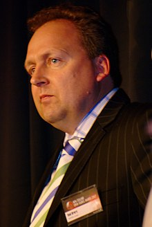 Rod Drury, NZ Open Source Awards, 2007.jpg