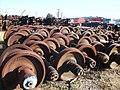 Rodas para locomotivas Mar-2012. - panoramio.jpg