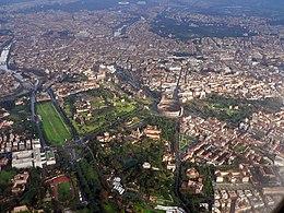 Roma – Veduta