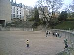 Roman arena in Paris.jpg