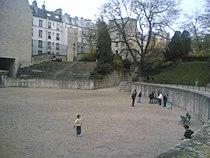 Roman arena in Paris.jpg