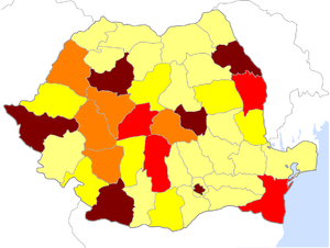 Romanian protests map, 2013-14.png