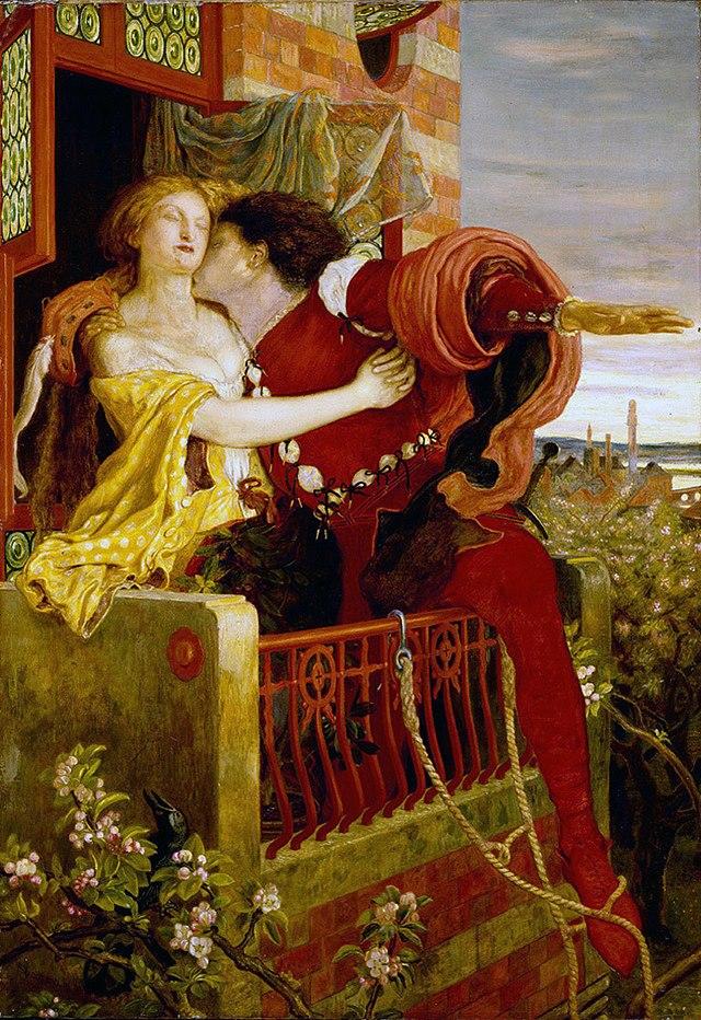 is juliet a montague or a capulet
