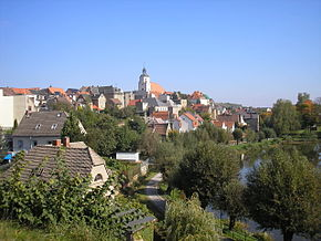 Old town of Ronneburg
