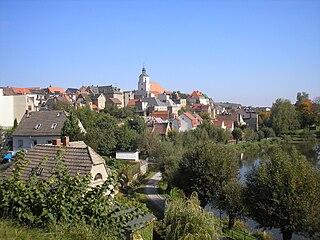 Ronneburg, Thuringia Town in Greiz district, Thuringia, Germany