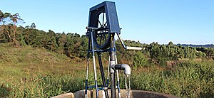 Self-supply of water and sanitation - Example of a Rope Pump