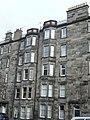 Roseneath Place bay windows - geograph.org.uk - 1738450.jpg