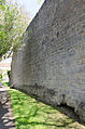 Rothenburg ob der Tauber, Stadtmauer, Klosterweth 16,Feldseite, 001.jpg