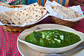 Rotis Around Palak Paneer.jpg