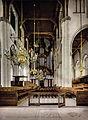 Rotterdam - Interieur van de Grote Kerk 1900.jpg