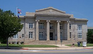 Rowan County, North Carolina - Image: Rowan County Courthouse