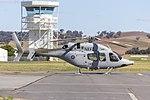 Royal Australian Navy (N49-048) Bell 429 Global Ranger at Wagga Wagga Airport.jpg