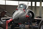 Royal Military Museum, Brussels - Dassault Mirage 5 (11448668055).jpg