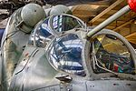 Royal Military Museum, Brussels - Mil-Mi 24 Hind (11448930914).jpg