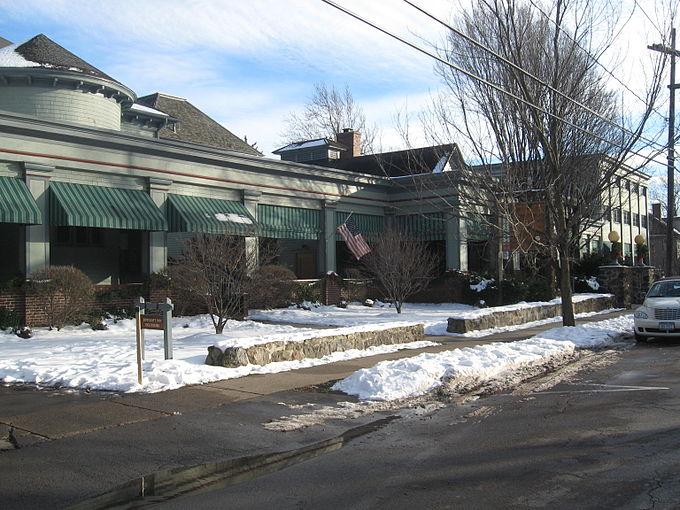 Aurora Inn Restaurant Dawson City