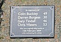 Rth Rly Tebay accident Plaque.jpg