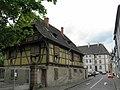 Rue du Chasseur, ancien hôpital (Colmar).JPG