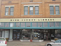 Rusk County Library in Henderson, TX IMG 2964