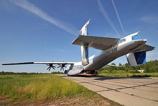 Russian Air Force Antonov An-22 Petrov