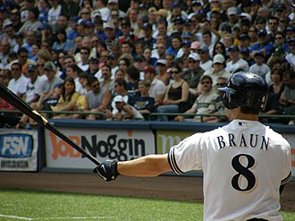 2009 Milwaukee Brewers season - Ryan Braun