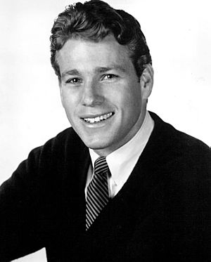 Ryan O'Neal - O'Neal in 1968