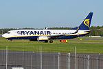 Ryanair, EI-EKA, Boeing 737-8AS (20124258070).jpg