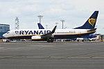 Ryanair, EI-FOR, Boeing 737-8AS (37041146856).jpg