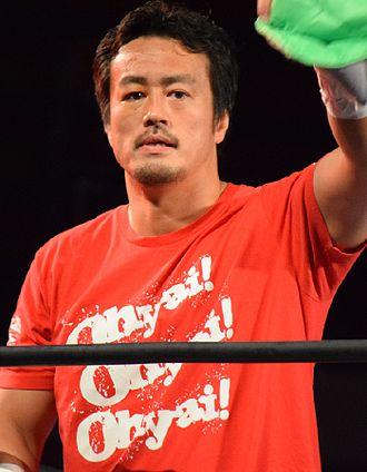 Ryusuke Taguchi - Taguchi in May 2016