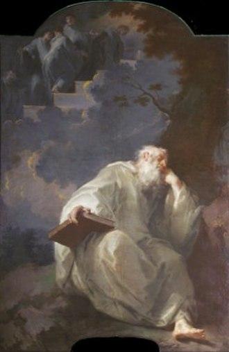Giuseppe Bazzani - St Romuald's Vision