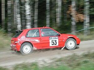 Junior World Rally Championship - Image: S16 sl citroen