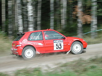 Junior World Rally Championship - Image: S16 sl citroen