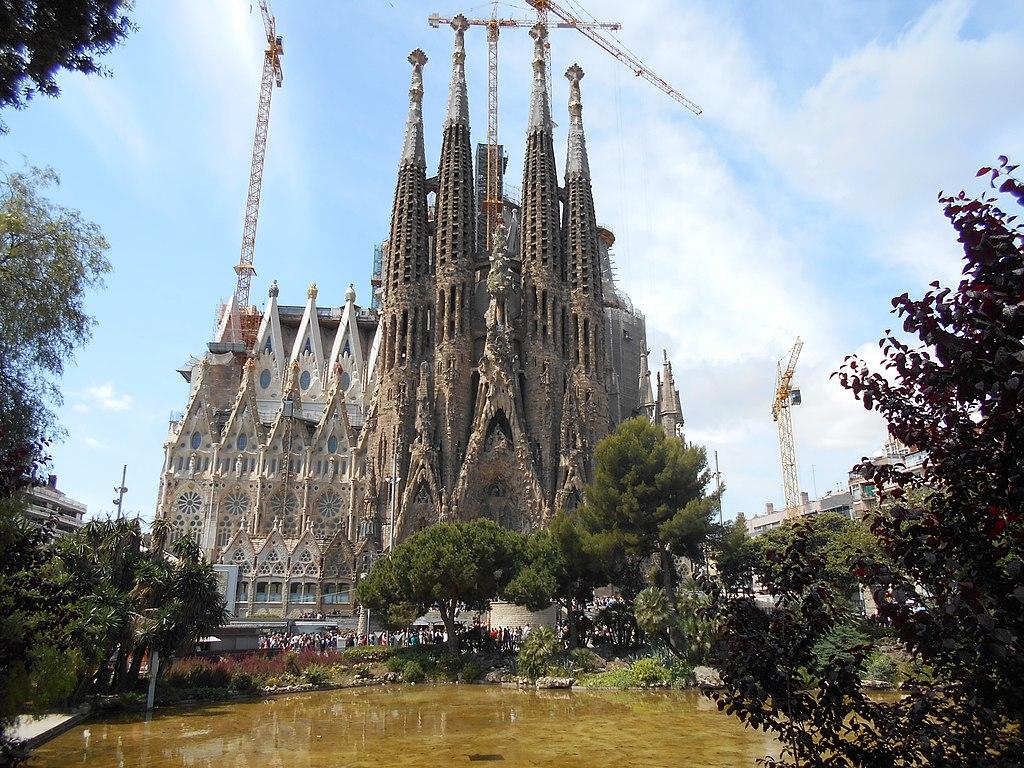 Photo Ville De San Boi Barcelone