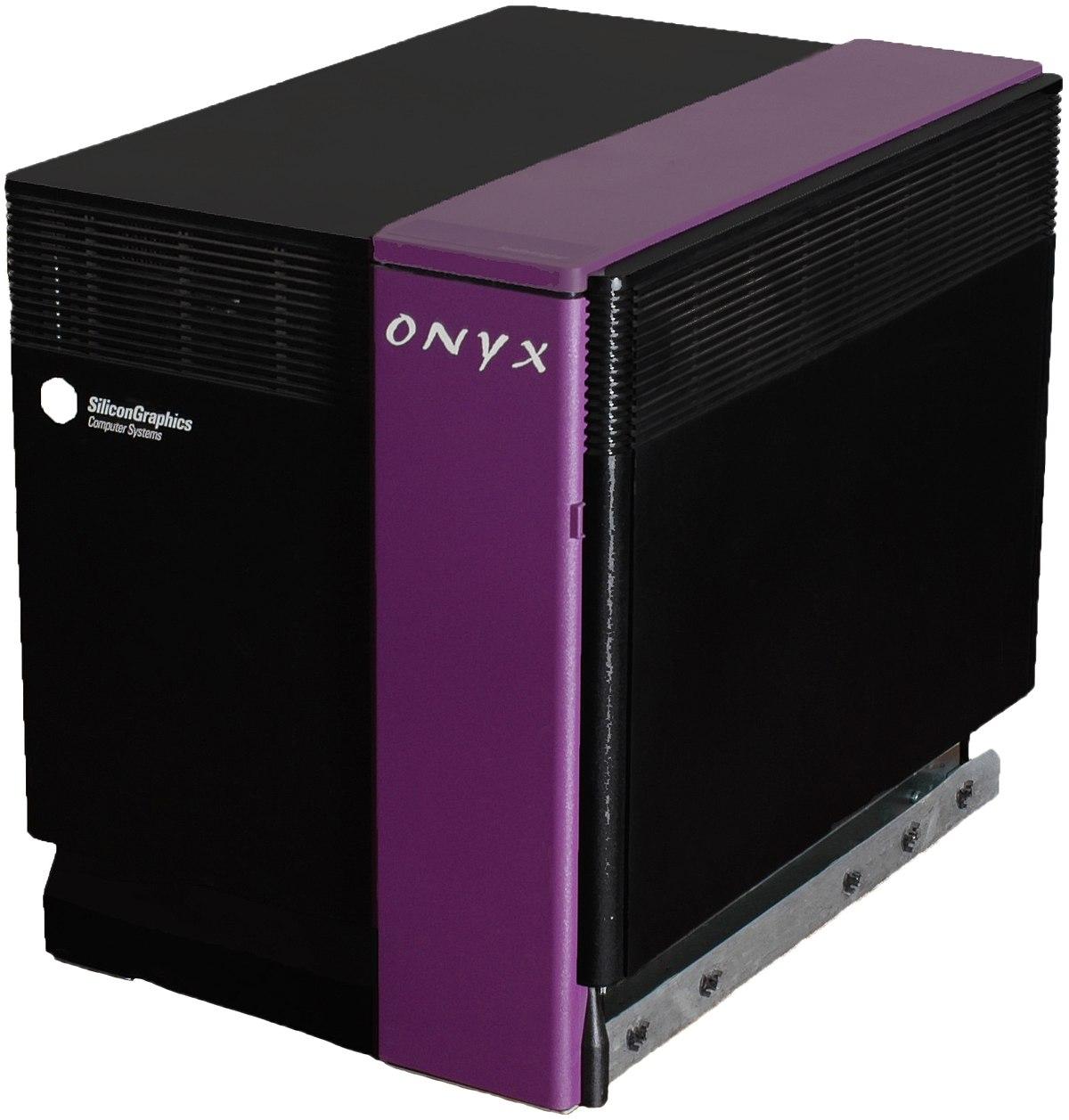 SGI Onyx box