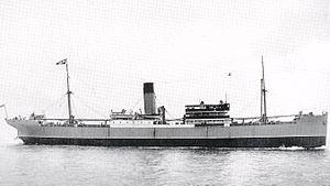 United Africa Company - Image: SS Lafian