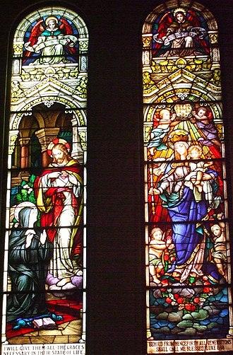 Cathedral Parish of Saint Patrick (El Paso, Texas) - Image: STP ELP11