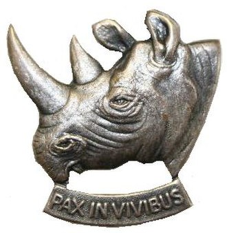 101 Battalion (South Africa) - Image: SWATF 101 Battalion beret badge