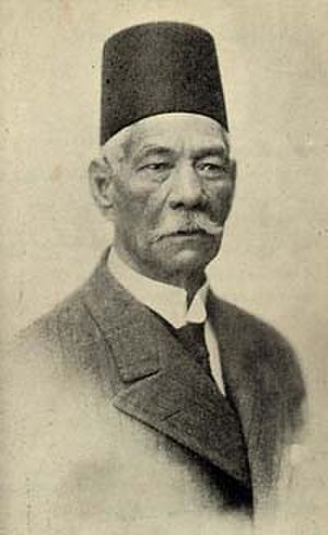 Egyptian revolution of 1919 - Saad Zaghlul Pasha