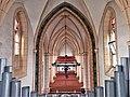 Saarbrücken-Burbach, St. Eligius (Weise-Orgel, Schwellwerksdach) (9).jpg