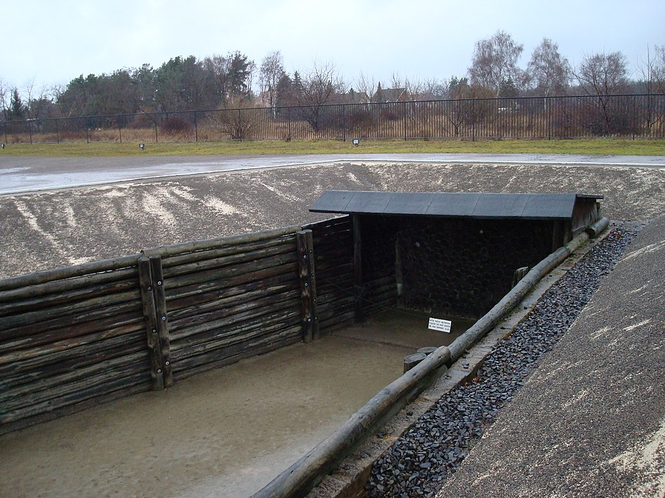 Sachsenhausen fusilamientos