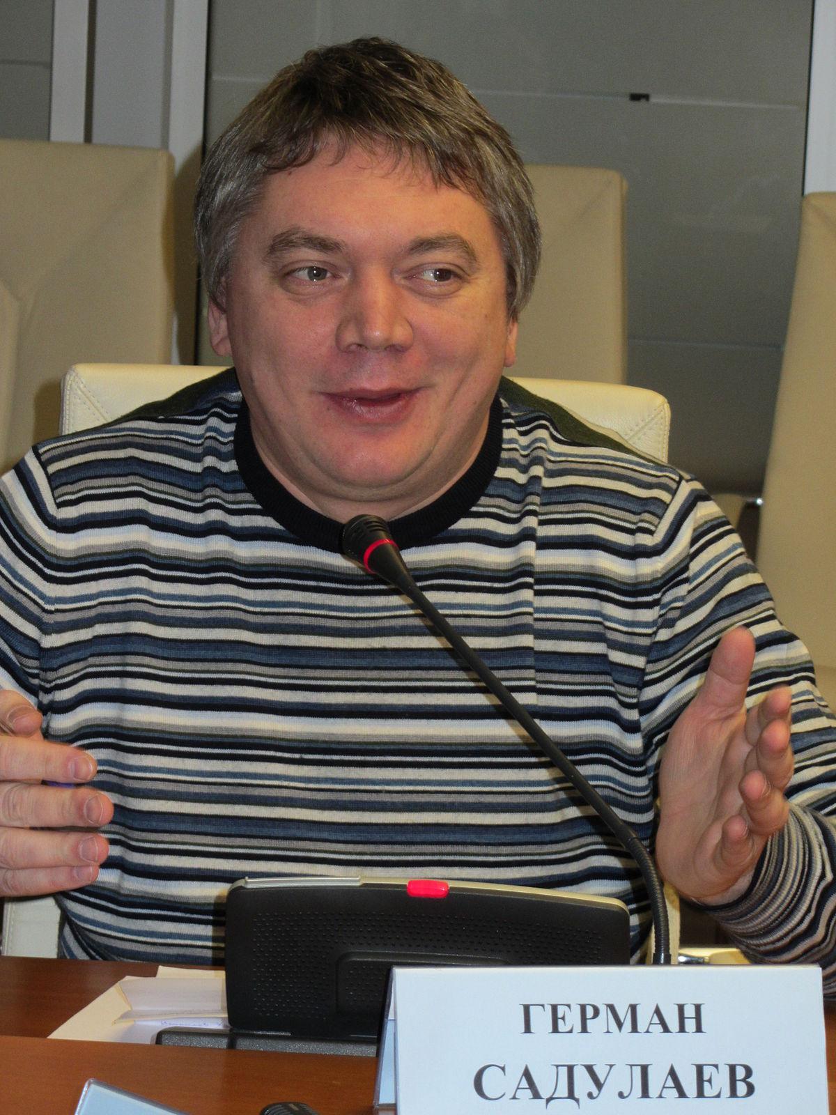 Writer German Sadulayev: biography, creativity 67