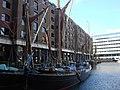 Sailing Barges, St Katharine Docks - geograph.org.uk - 1382659.jpg