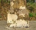 Saint-Appolinaire - Croix de chemin (1823) - détail.jpg