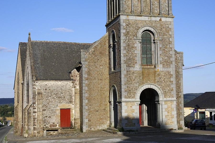 Église Saint-Martin de Saint-Martin-de-Connée